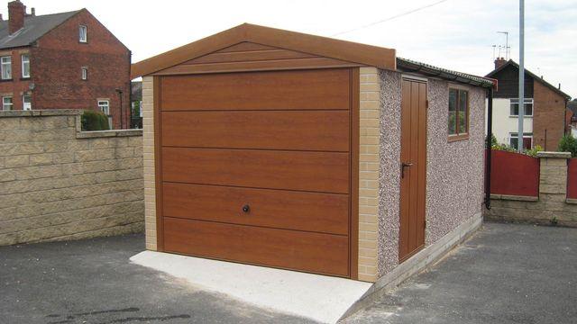 Apex garage designs