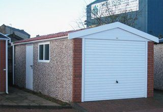 Apex Garage Designs And Styles In Pudsey