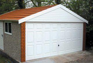 Apex 20 concrete garages - market leading design