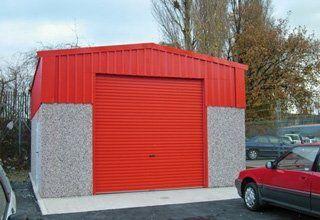 highliner garages
