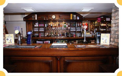 The Balgonie arms bar