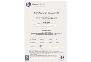 certificato di conformità global group