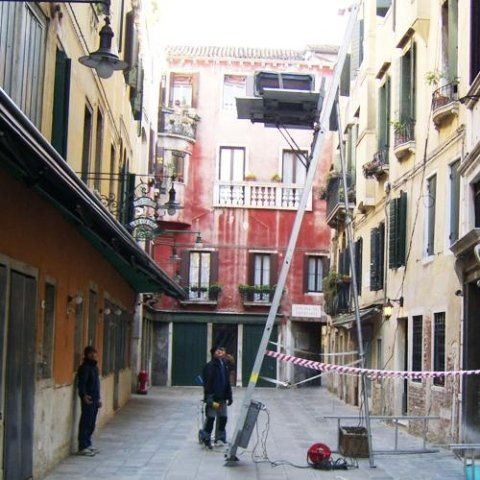 Home removals Venice