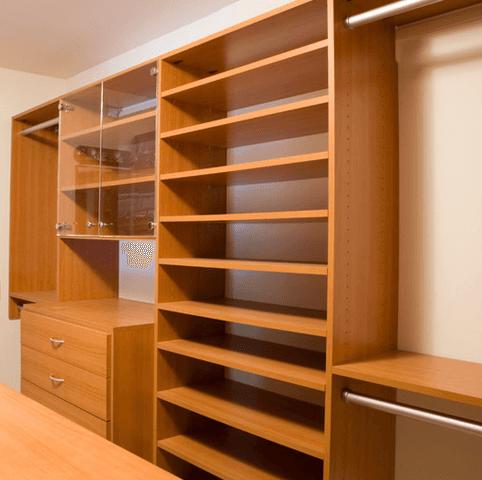 Bespoke Storage Area