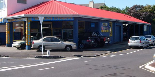 Car repairs in Auckland