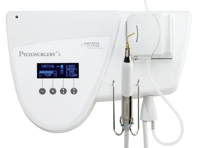 Ultrasuoni chirurgici dentista MOURIKIS