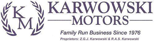 Karwowski Motors Company Logo