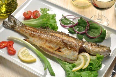pesce griglia