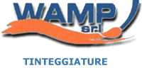 WAMP TINTEGGIATURE E FINITURE EDILI - LOGO