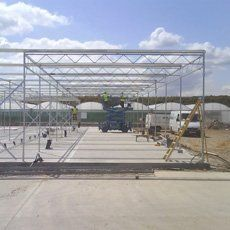 glasshouse supply and fit