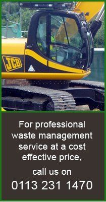 Skip hire - Leeds, West Yorkshire - BWS - Skip hire