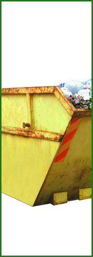Waste disposal - Leeds, West Yorkshire - BWS - Skip