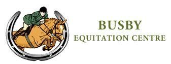 Busy Equitation Centre Company Logo