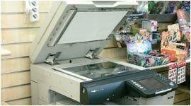 stampante fotocopiatrice