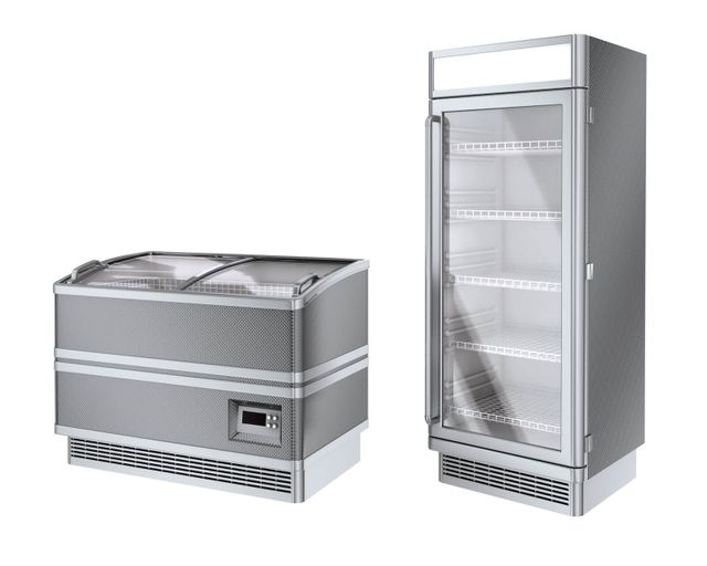 frigorifero e congelatore