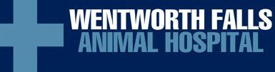 wentworth falls animal hospital logo