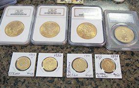 Coin Dealers Danville, VA