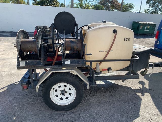 Fort Lauderdale Pressure Washer Trailer | ICES