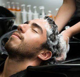 Hair grooming for men