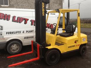 Forklift Technician - Dromore | BH Lift Trucks