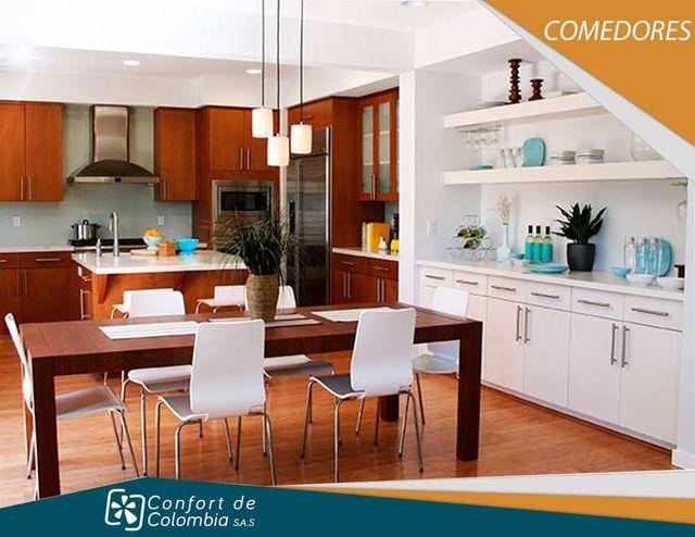 Productos de calidad para renovar tu hogar en Antioquia con Confort ...