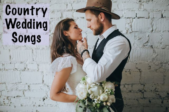 10 Country Wedding Songs For Your Rustic Ceremony
