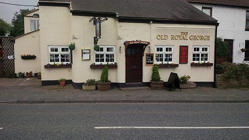 Exterior of the gastro pub in Northallerton