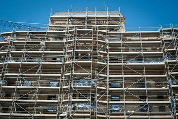 Scaffolders - Blackburn, Lancashire - Lenehan Scaffolding (Preston) Ltd - Scaffolding services