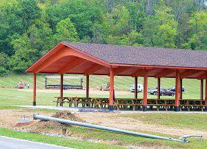 Kirkwood Park Pavilion