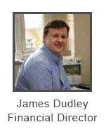 James Dudley - Financial Director