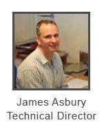 James Asbury - Technical director
