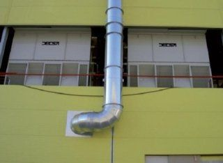 Factory for the company Battaglio S.p.A. - Rivalta Torinese