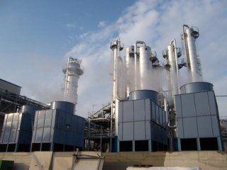 Factory for the company Sedamyl S.p.A. - Saluzzo,