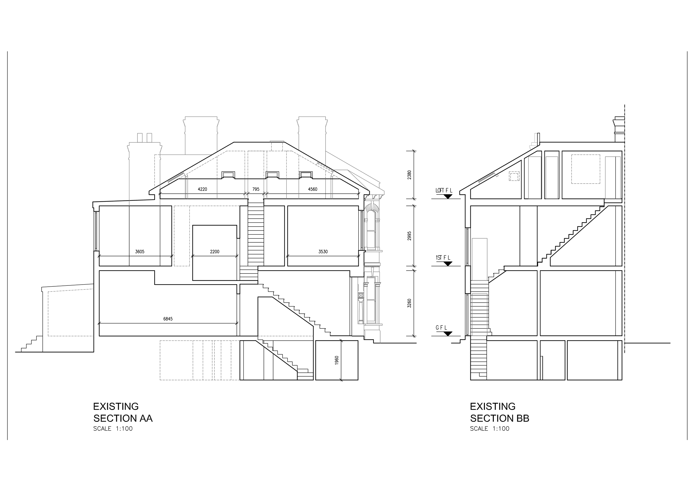Blue prints for homes