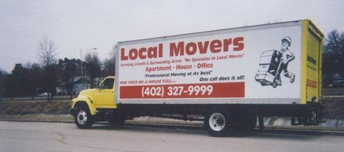 Moving services in Lincoln, NE