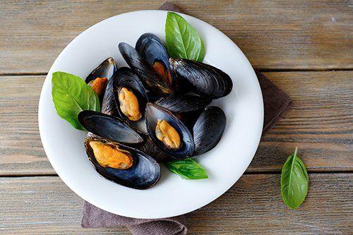 piatto di cozze GASTROPESCHERIA MISTER FISH ad Acireale