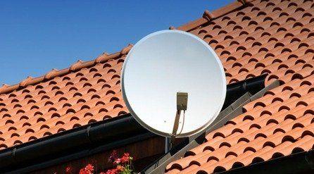 Satellite TV installations