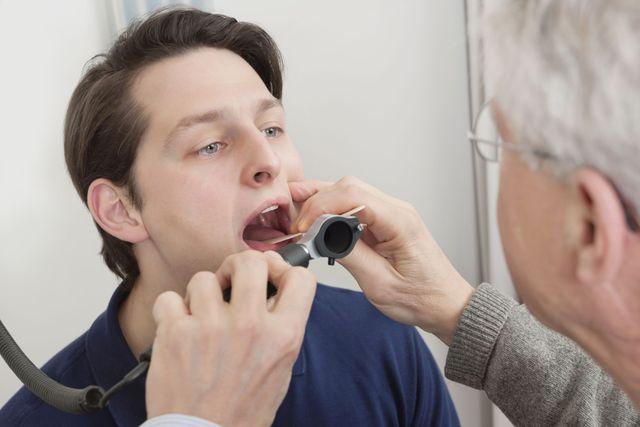 Presso lo studio si eseguono visite specialistiche in otorinolaringoiatria