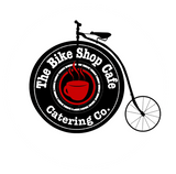 The Bike Shop Cafe and Catering Co badge