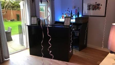 Bartender Hire, Bar Hire, Glass Hire by Steve the Barman