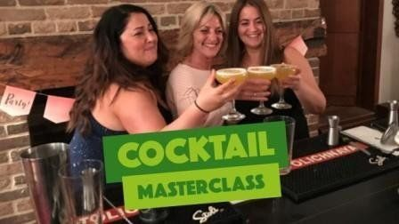 Cocktail Masterclass by Steve the Barman