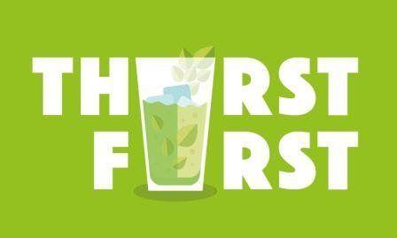 Thirst First Logo