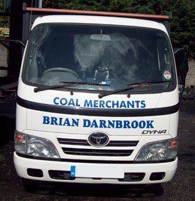 Coal - Skipton, North Yorkshire - Brian Darnbrook - Van
