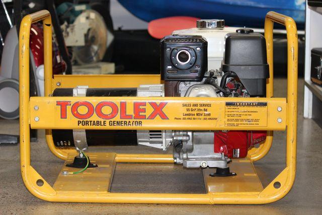 toolex generator