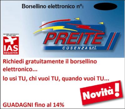 Borsellino Elettronico