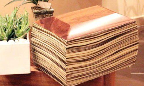 Catalogo di legno