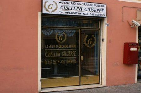 Servizi funebri Gibellini