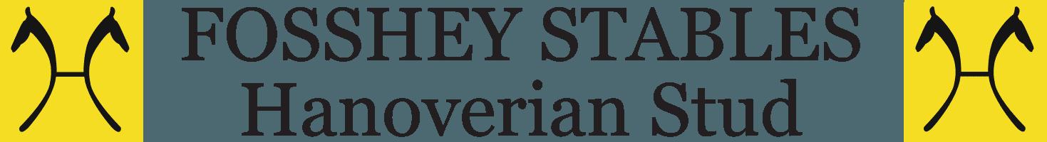 Fosshey Stables Hanoverian Stud logo
