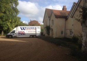 our removals vehicle