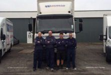 reliable team at Woodend Removals